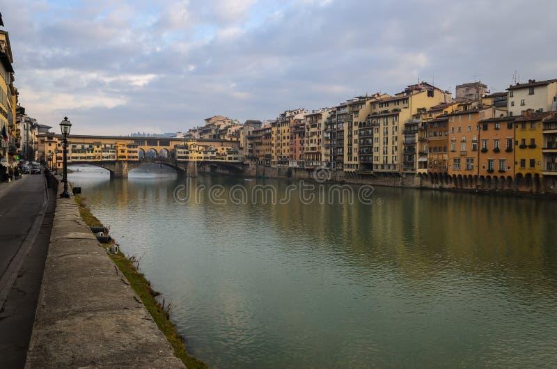 Παλαιά άποψη γεφυρών στοκ φωτογραφίες