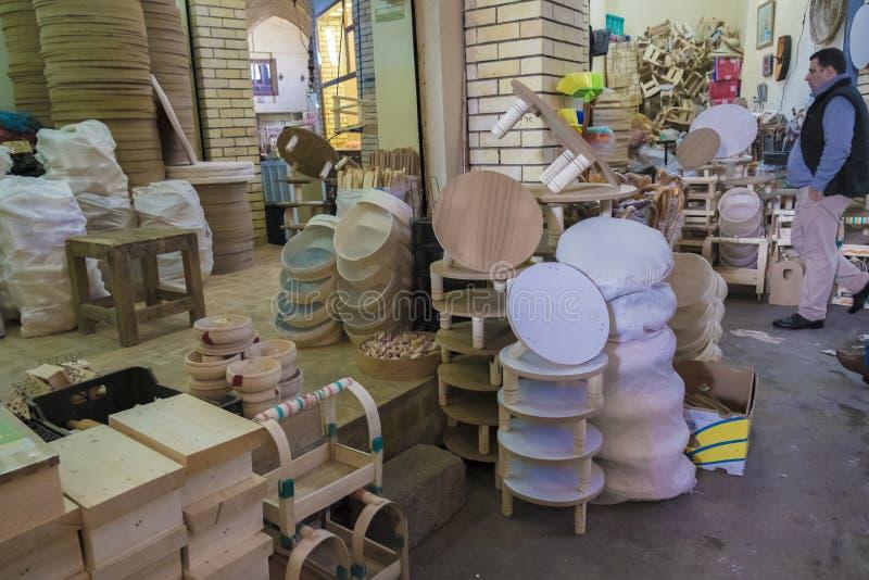 Παλαιά αγορά στην πόλη Erbil, Ιράκ στοκ φωτογραφίες