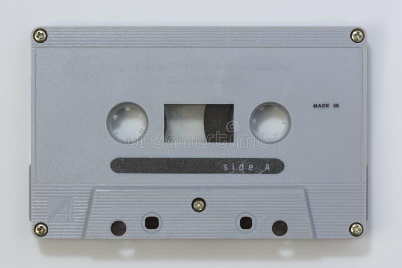 Παλαιά ακουστική ταινία Cassete στοκ εικόνες