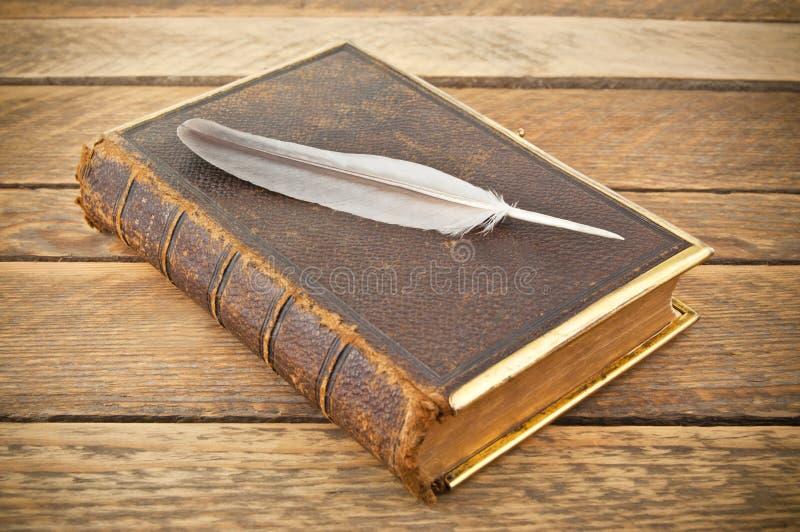 Παλαιά Βίβλος στοκ εικόνες