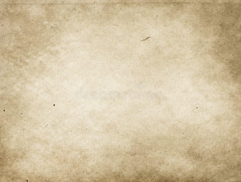 Παλαιά λεκιασμένη και κιτρινισμένη σύσταση εγγράφου στοκ φωτογραφία με δικαίωμα ελεύθερης χρήσης