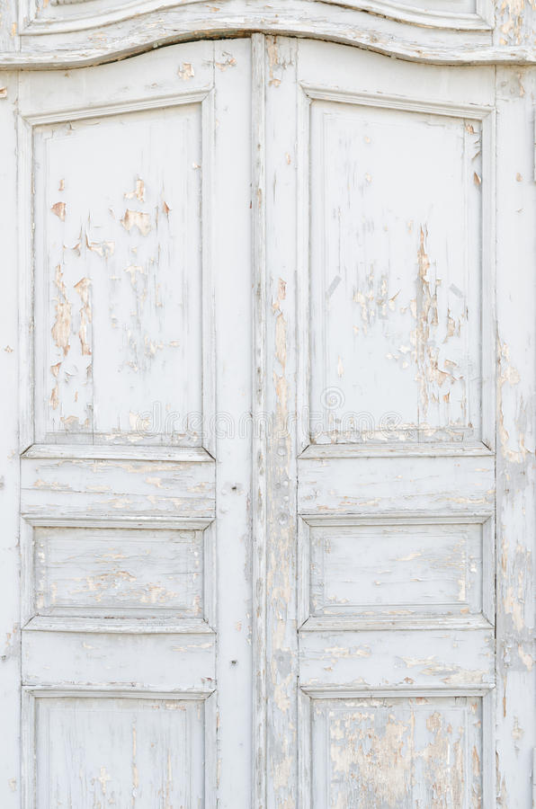 Παλαιά εκλεκτής ποιότητας πόρτα στοκ εικόνα