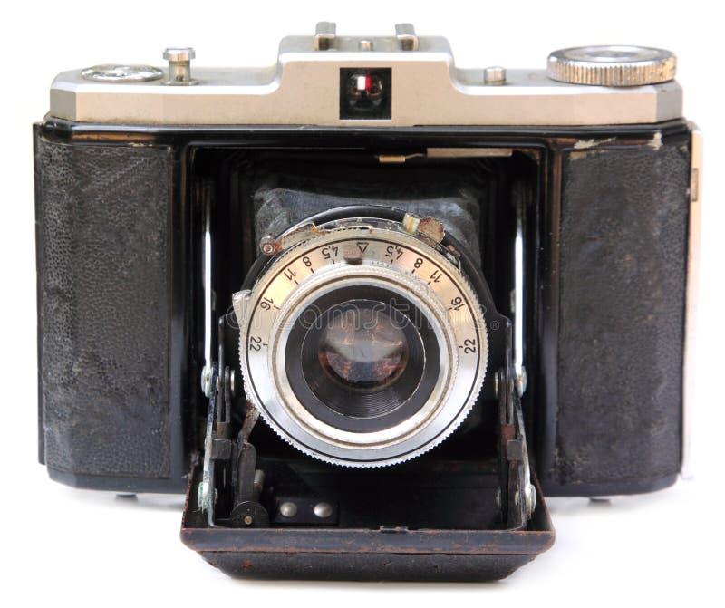 Παλαιά κάμερα στοκ εικόνες με δικαίωμα ελεύθερης χρήσης