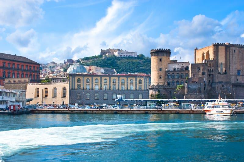 Παλαιά Νάπολη στοκ εικόνα με δικαίωμα ελεύθερης χρήσης