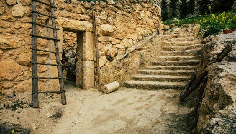 Παλαιά Ναζαρέτ στοκ φωτογραφία με δικαίωμα ελεύθερης χρήσης