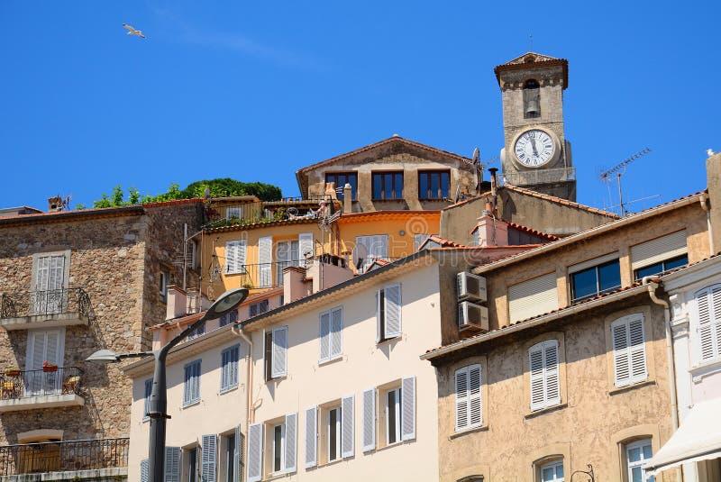 Παλαιά πόλη, Κάννες, Γαλλία στοκ εικόνα με δικαίωμα ελεύθερης χρήσης