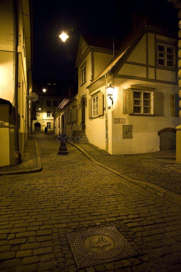 παλαιά πόλη της Ρήγας στοκ φωτογραφία με δικαίωμα ελεύθερης χρήσης