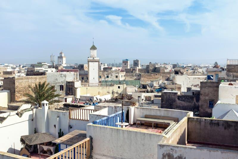 Παλαιά πόλη Essaouira στοκ φωτογραφίες