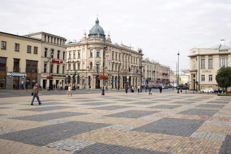 Παλαιά πόλη, Lublin, Πολωνία στοκ εικόνες με δικαίωμα ελεύθερης χρήσης