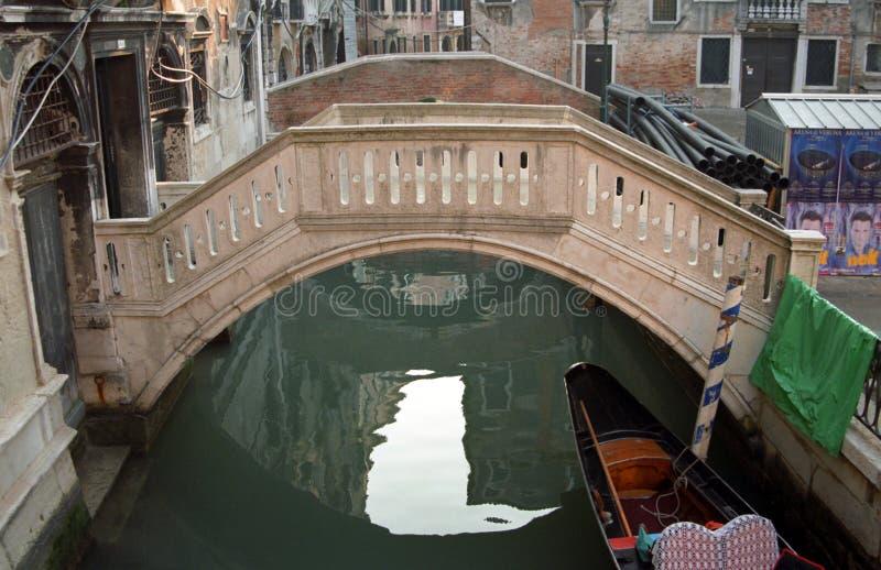 Παλαιά σκηνή πόλεων, Βενετία, Ιταλία στοκ φωτογραφία με δικαίωμα ελεύθερης χρήσης
