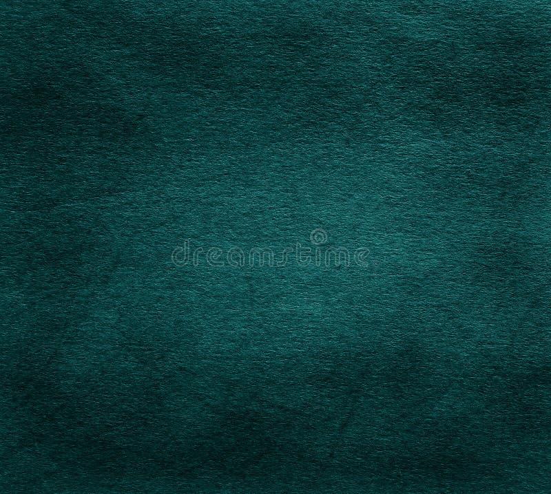 Παλαιά σκούρο πράσινο σύσταση εγγράφου στοκ εικόνες