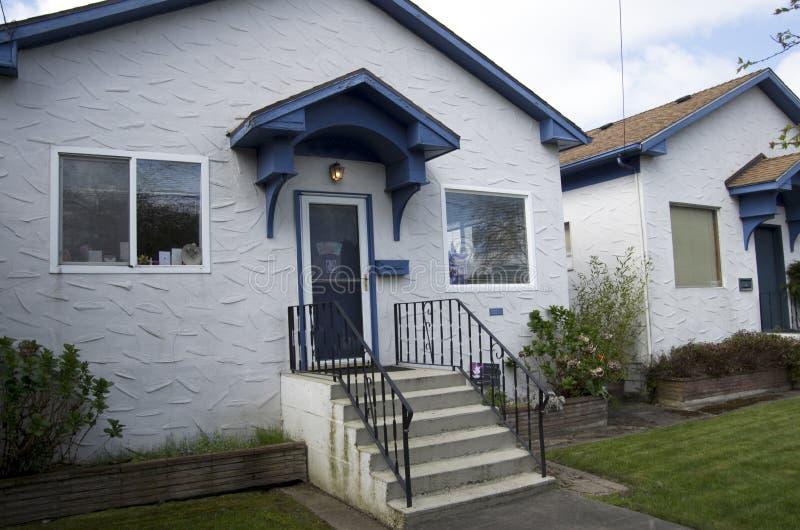 Παλαιά σπίτια στοκ εικόνες με δικαίωμα ελεύθερης χρήσης