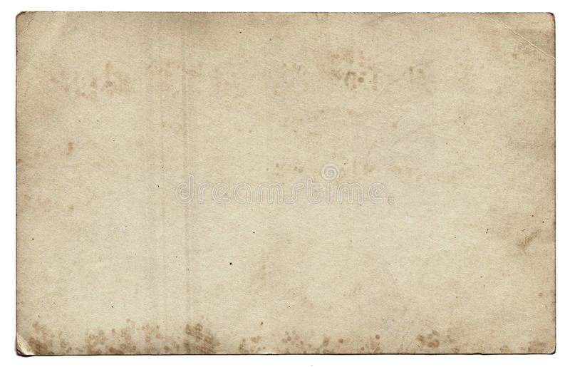Παλαιά σύσταση φωτογραφιών με τους λεκέδες και γρατσουνιές στοκ εικόνα με δικαίωμα ελεύθερης χρήσης
