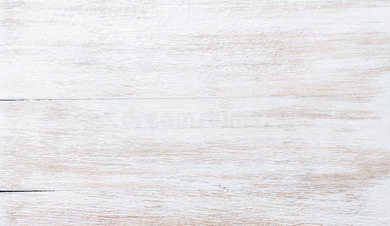 Παλαιά φθαρμένη άσπρη χρωματισμένη ξύλινη σύσταση, ταπετσαρία ή υπόβαθρο στοκ φωτογραφία