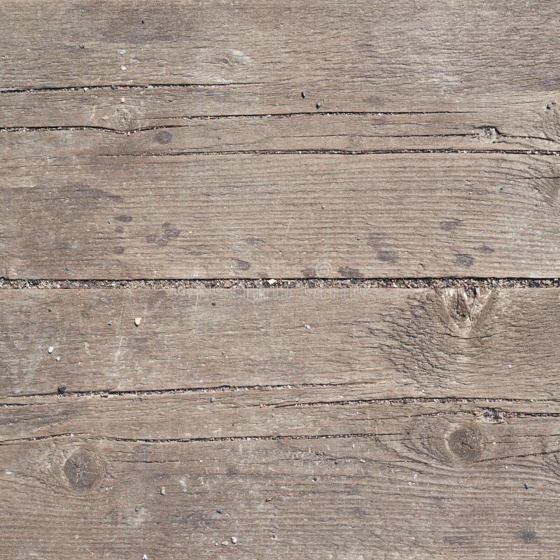 Παλαιά φθαρμένη ξύλινη επιφάνεια στοκ εικόνα