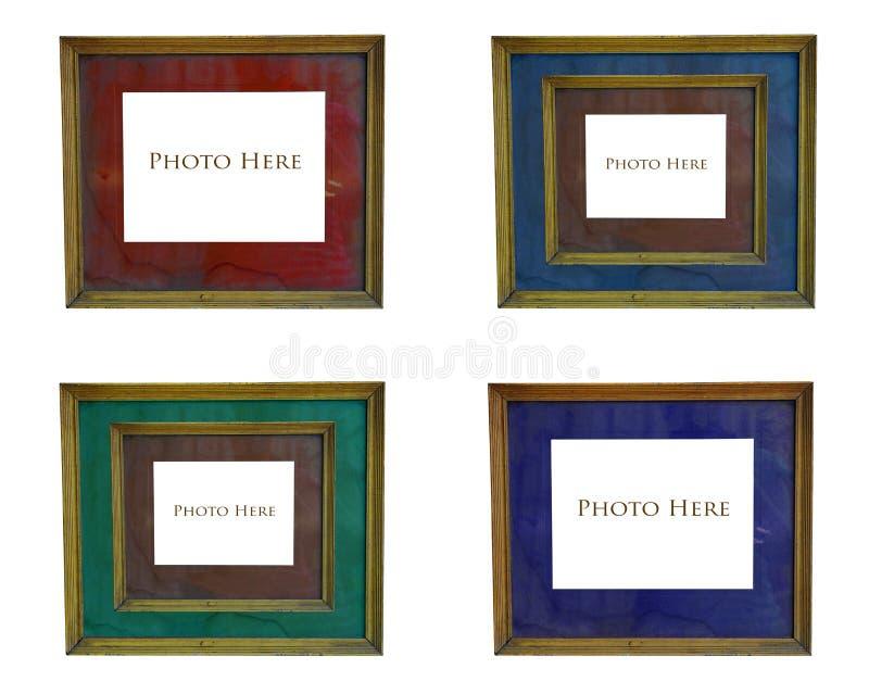 παλαιά φωτογραφία πλαισίων στοκ φωτογραφίες με δικαίωμα ελεύθερης χρήσης