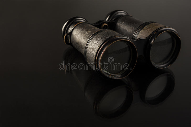 παλαιές διόπτρες στοκ εικόνα με δικαίωμα ελεύθερης χρήσης