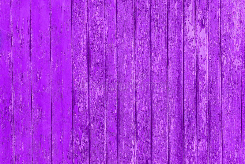 Παλαιές ξεφλουδισμένες ξύλινες σανίδες με το ραγισμένο χρώμα χρώματος, παλαιές επιτροπές υποβάθρου στοκ εικόνες με δικαίωμα ελεύθερης χρήσης