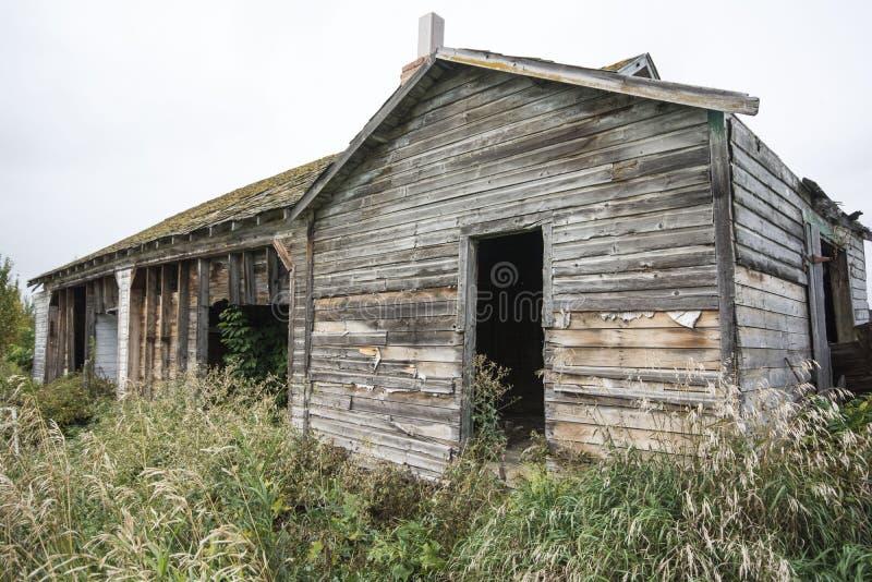 Παλαιές σιταποθήκες στοκ εικόνα