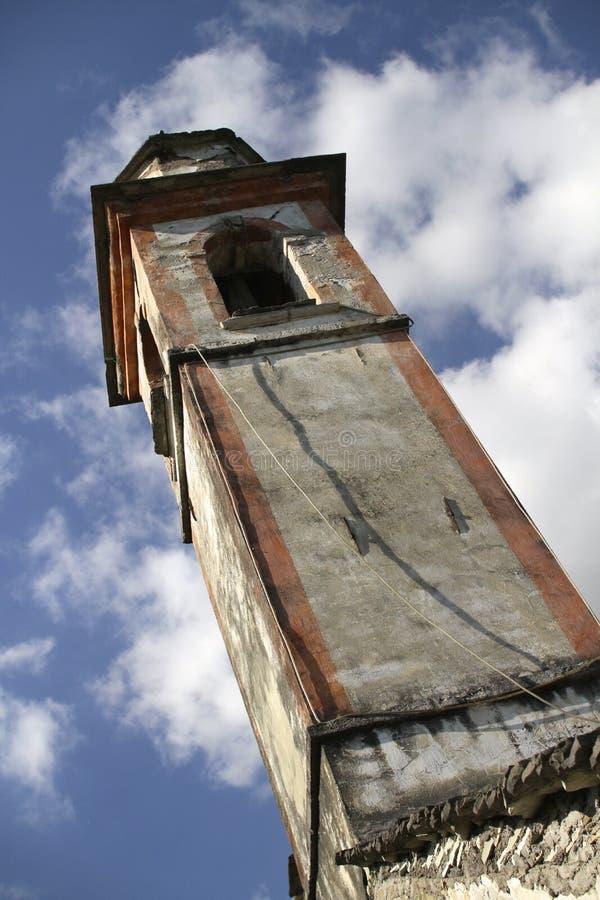 Παλαιός λίγη εκκλησία στοκ εικόνες