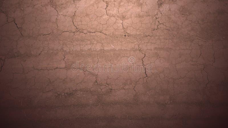 Παλαιός εξασθενισμένος ρύπος road_2 στοκ φωτογραφία με δικαίωμα ελεύθερης χρήσης