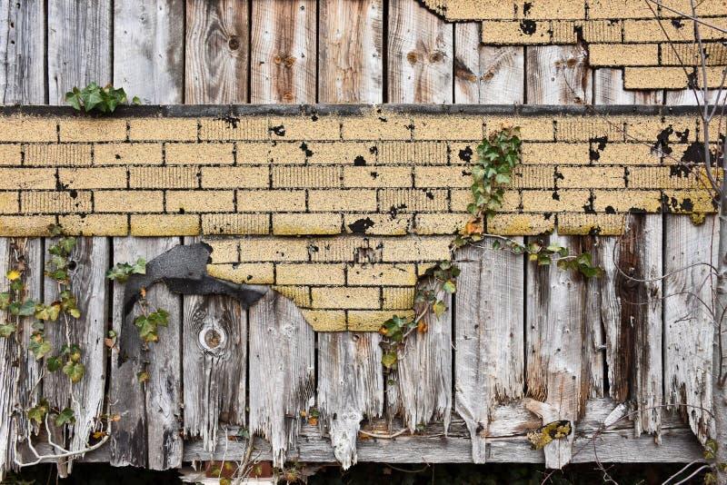 Παλαιός εξωτερικός Grunge τοίχος οικοδόμησης στοκ εικόνες