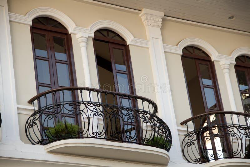 Παλαιός Παναμάς στοκ φωτογραφία