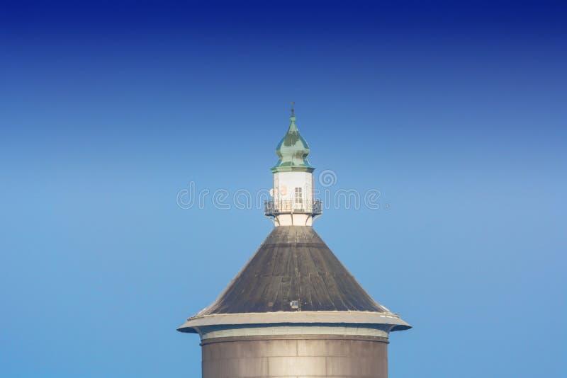 Παλαιός πύργος νερού σε Velbert, Γερμανία στοκ εικόνα