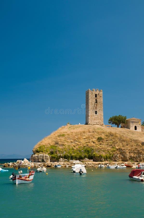 Παλαιός πύργος στοκ φωτογραφίες με δικαίωμα ελεύθερης χρήσης
