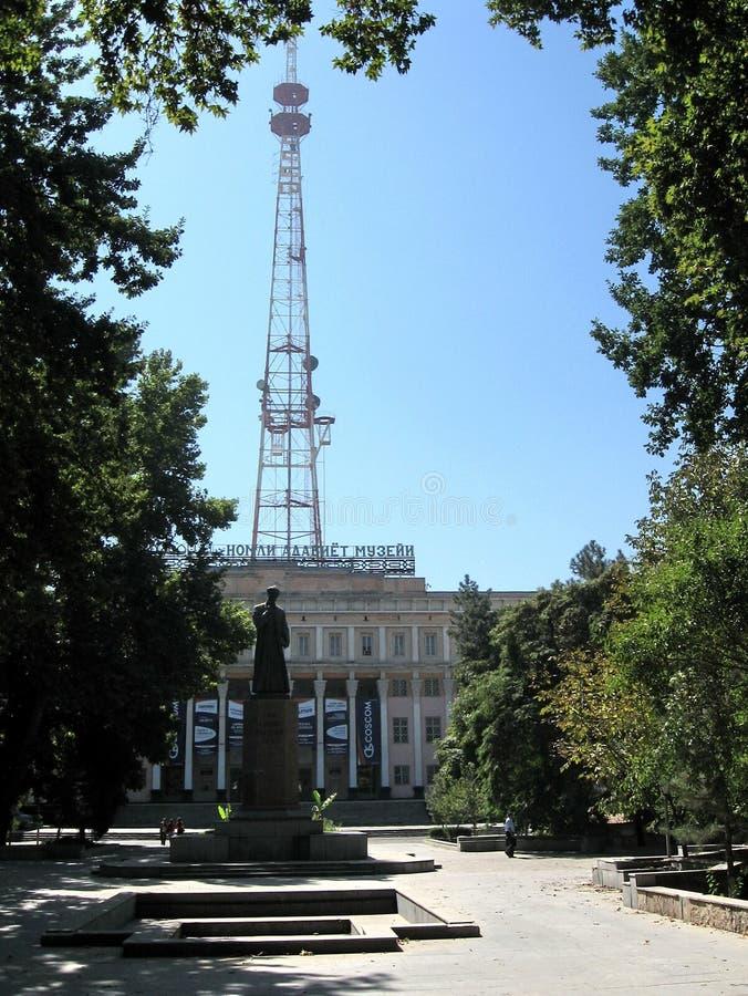 Παλαιός πύργος 2007 TV της Τασκένδης στοκ φωτογραφίες