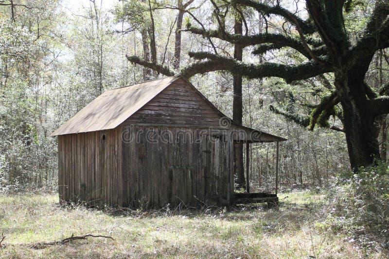 Παλαιός σπίτι δωματίων στοκ εικόνες