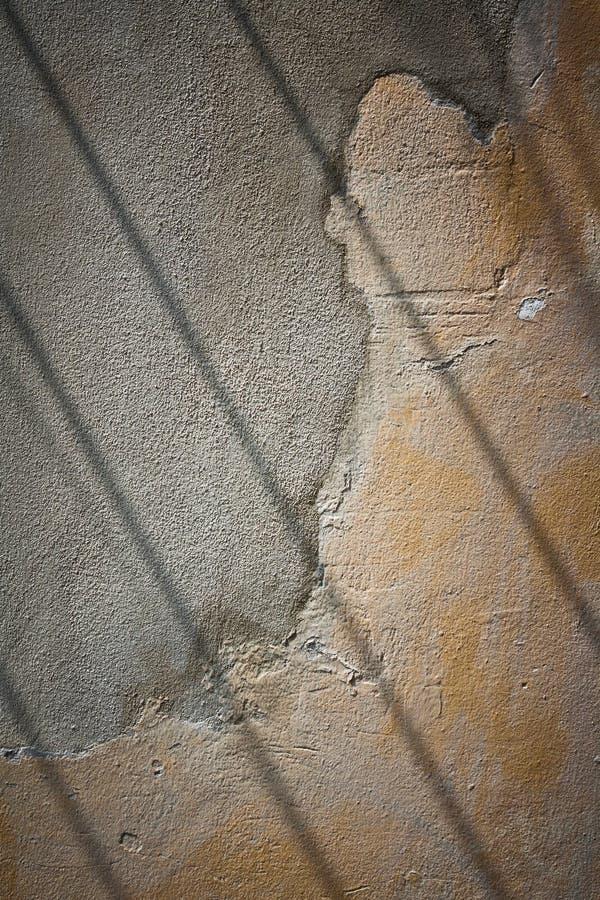 Παλαιός συμπαγής τοίχος στοκ εικόνες με δικαίωμα ελεύθερης χρήσης