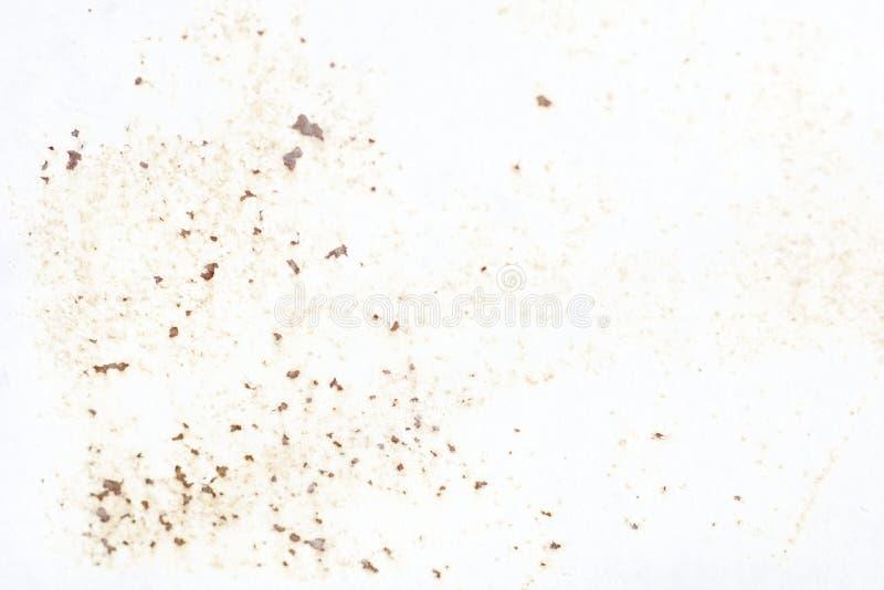 παλαιός τοίχος Πόρτα μετάλλων σύστασης χρωματίστηκε στο λευκό σκουριά θέσεων grunge στοκ φωτογραφία με δικαίωμα ελεύθερης χρήσης