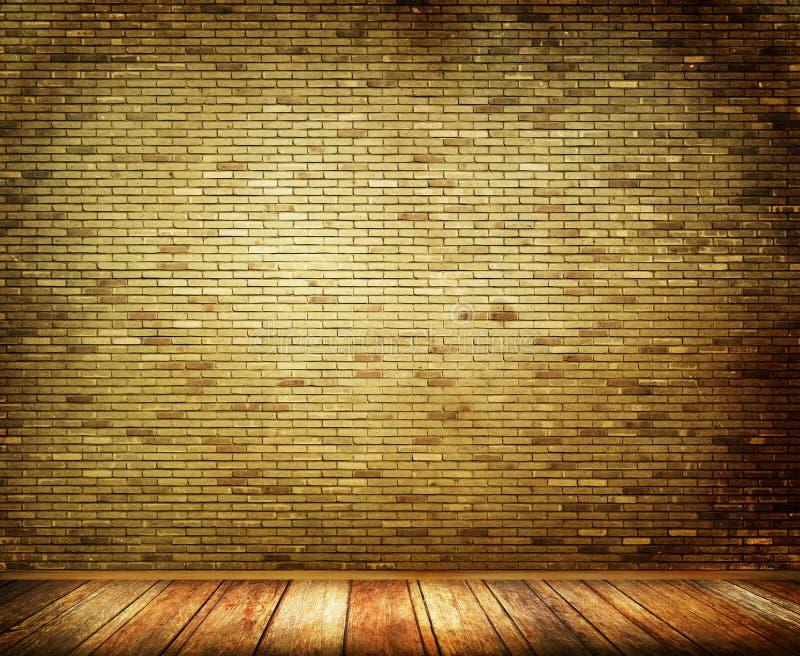 παλαιός τοίχος τούβλων α&n διανυσματική απεικόνιση