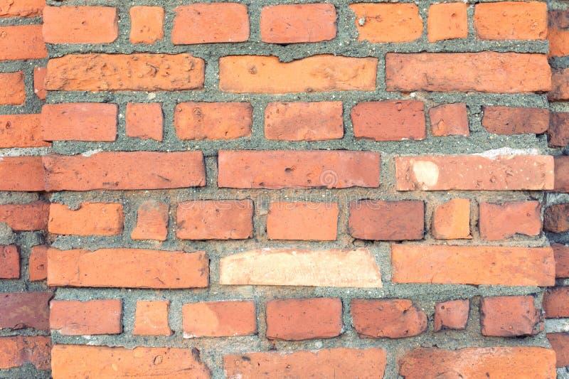 Παλαιός τούβλινος τοίχος στοκ φωτογραφία με δικαίωμα ελεύθερης χρήσης