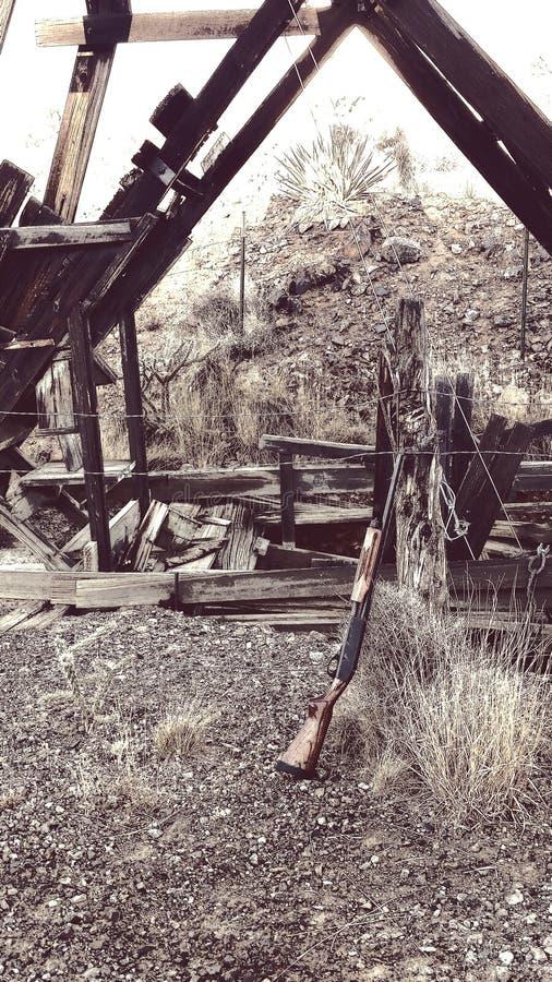 Παλαιός δυτικός στοκ φωτογραφίες με δικαίωμα ελεύθερης χρήσης