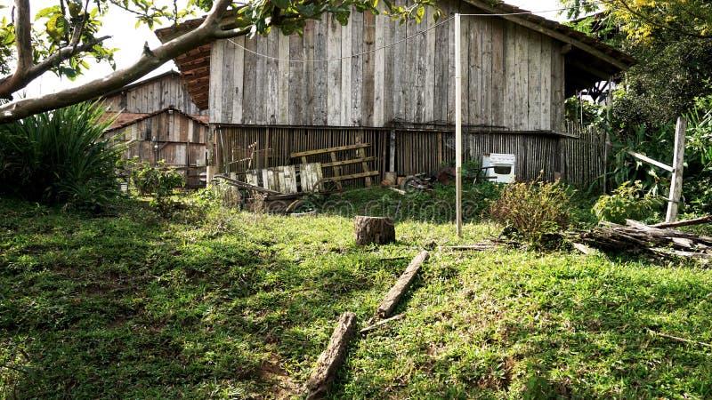 παλαιό αγρόκτημα στοκ εικόνα με δικαίωμα ελεύθερης χρήσης