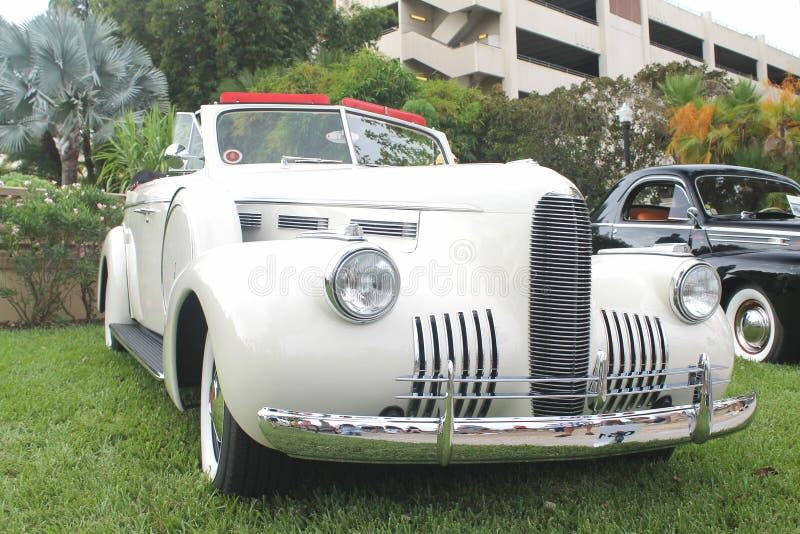 Παλαιό αυτοκίνητο Cadillac LaSalle στοκ φωτογραφία με δικαίωμα ελεύθερης χρήσης