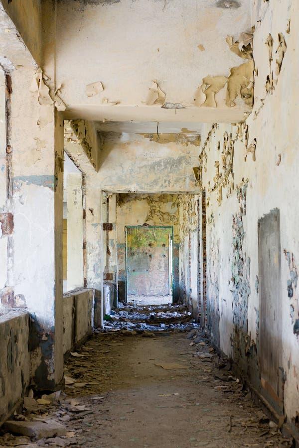 Εγκαταλειμμένο εργοστάσιο Πολωνία στοκ εικόνες