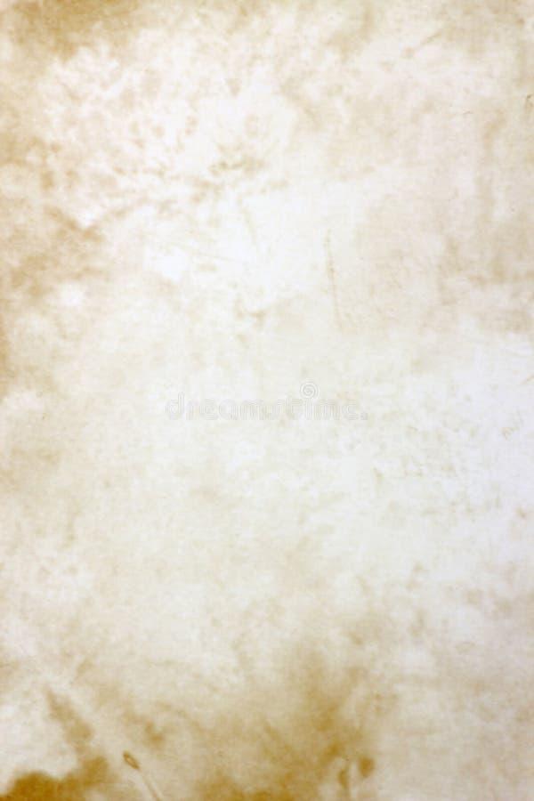 παλαιό διάνυσμα φύλλων εγγράφου απεικόνισης στοκ εικόνα