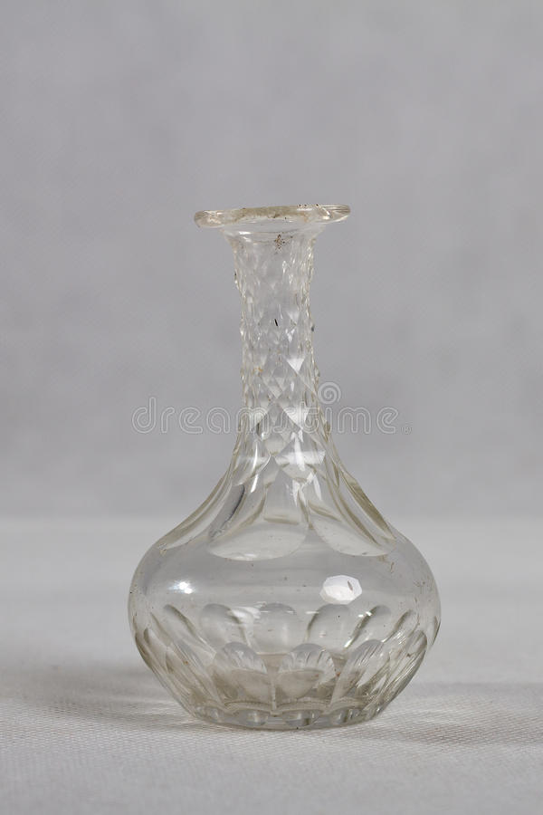 Παλαιό μπουκάλι αρώματος - 19 αιώνας στοκ φωτογραφίες