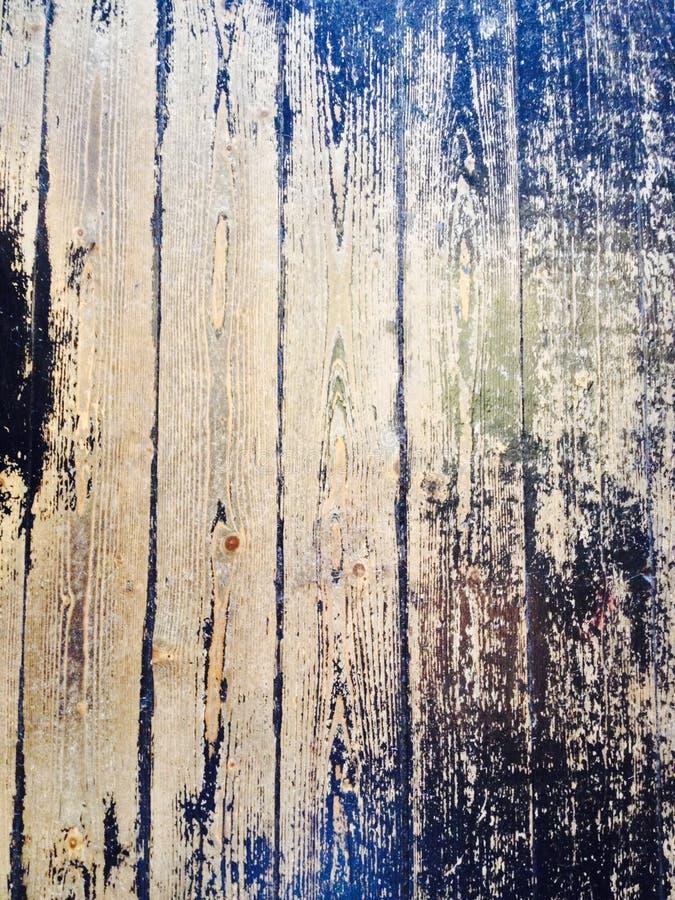 Παλαιό ξύλινο δάπεδο στοκ εικόνες