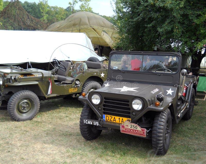Παλαιό πικ-νίκ αυτοκινήτων στοκ φωτογραφία με δικαίωμα ελεύθερης χρήσης