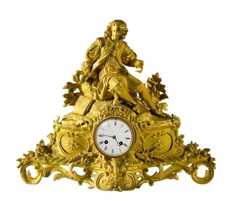 παλαιό ρολόι στοκ εικόνες