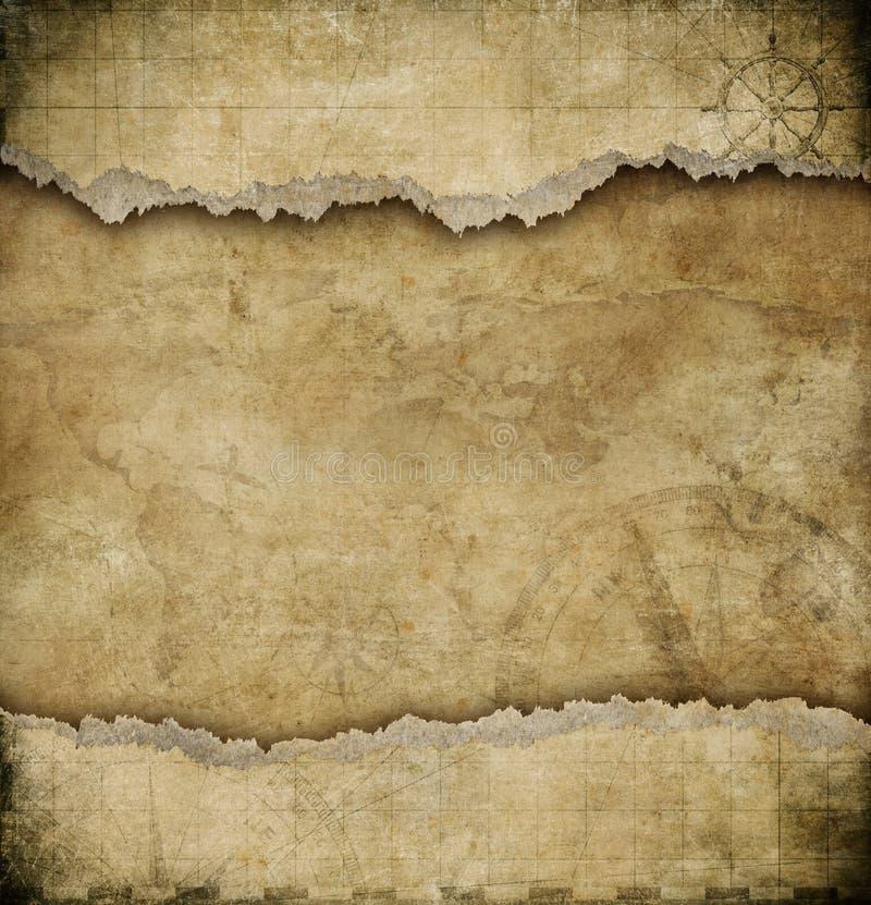 Παλαιό σχισμένο υπόβαθρο χαρτών εγγράφου εκλεκτής ποιότητας στοκ φωτογραφία