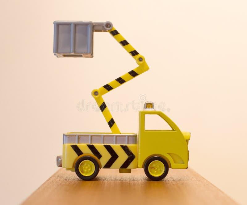 Παλαιό φορτηγό έκτακτης ανάγκης παιχνιδιών στοκ εικόνες με δικαίωμα ελεύθερης χρήσης