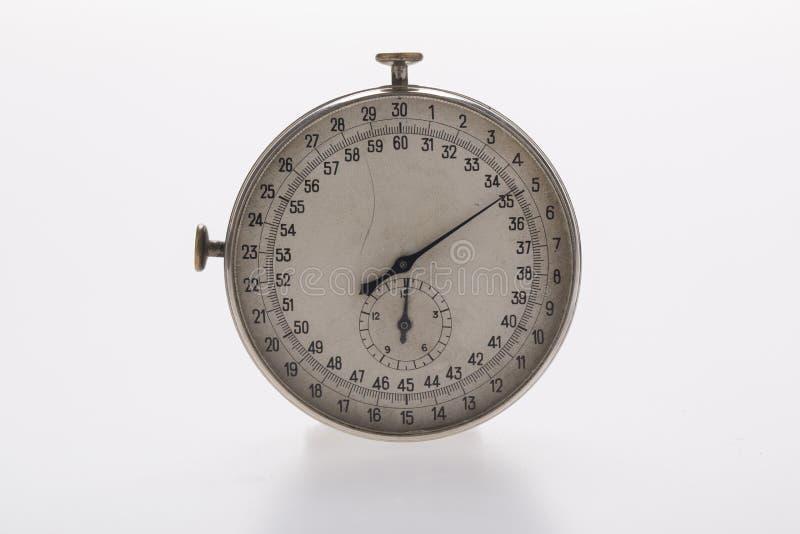 Παλαιό χρονόμετρο με διακόπτη στοκ εικόνα με δικαίωμα ελεύθερης χρήσης