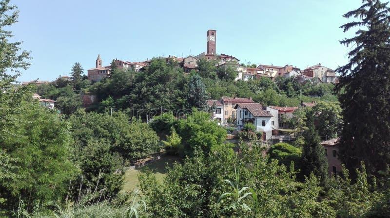 Παλαιό χωριό στοκ φωτογραφία