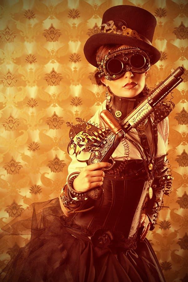 Παλαιό όπλο στοκ εικόνα με δικαίωμα ελεύθερης χρήσης