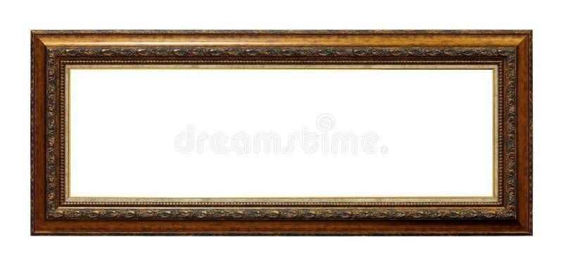 παλαιό ύφος πλαισίου Εκλεκτής ποιότητας πλαίσιο εικόνων στοκ φωτογραφία με δικαίωμα ελεύθερης χρήσης